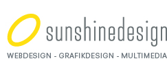 sunshinedesign, webdesign, grafikdesign, multimedia