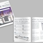 Firmenzeitschrift, Print Design, Kundenzeitschrift