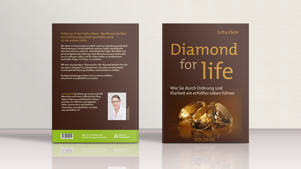 Buchcover Diamond for life