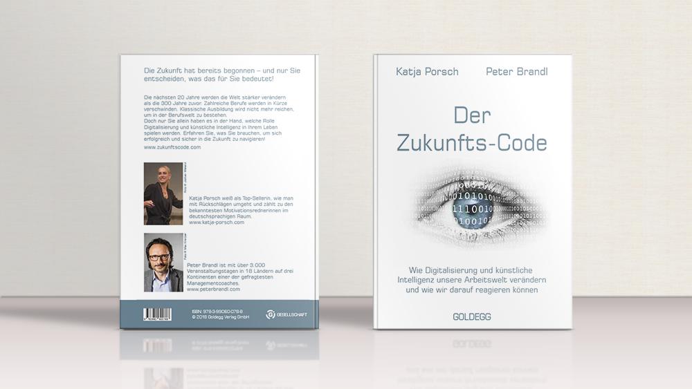 Buchcover Der Zukunfts-Code